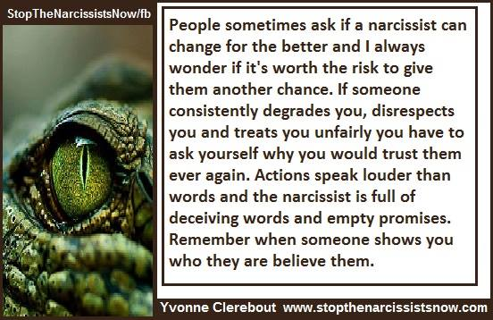 The Nature of an Abusive Spouse/Narcissists