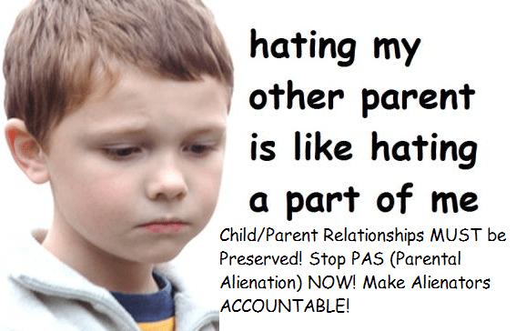 hating self